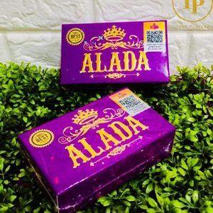 Alada Whitening Soap Body Face Wash Natural